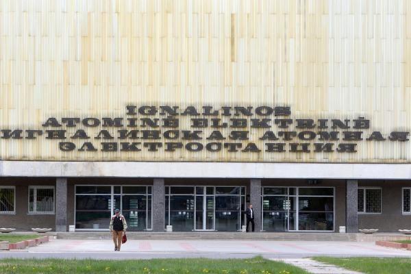 EK laukia rašto su techniniais sprendimais dėl Ignalinos AE