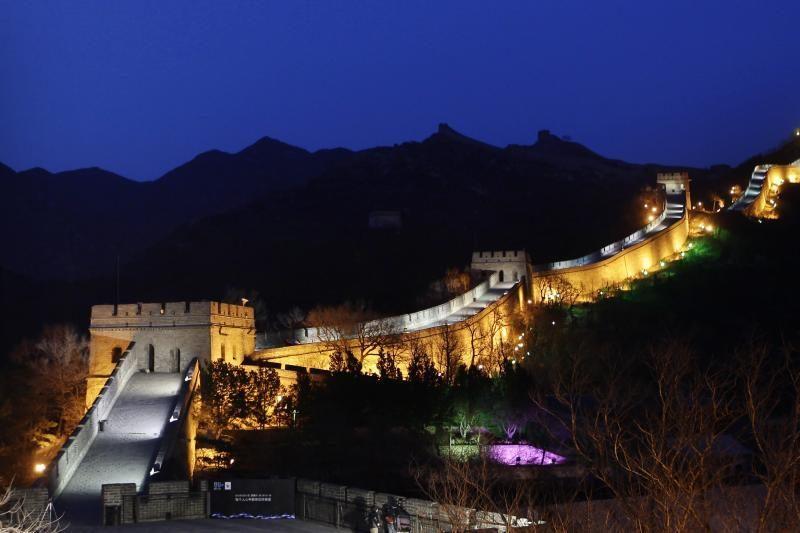 Pekinas leis turistams lankyti dar du Didžiosios kinų sienos ruožus