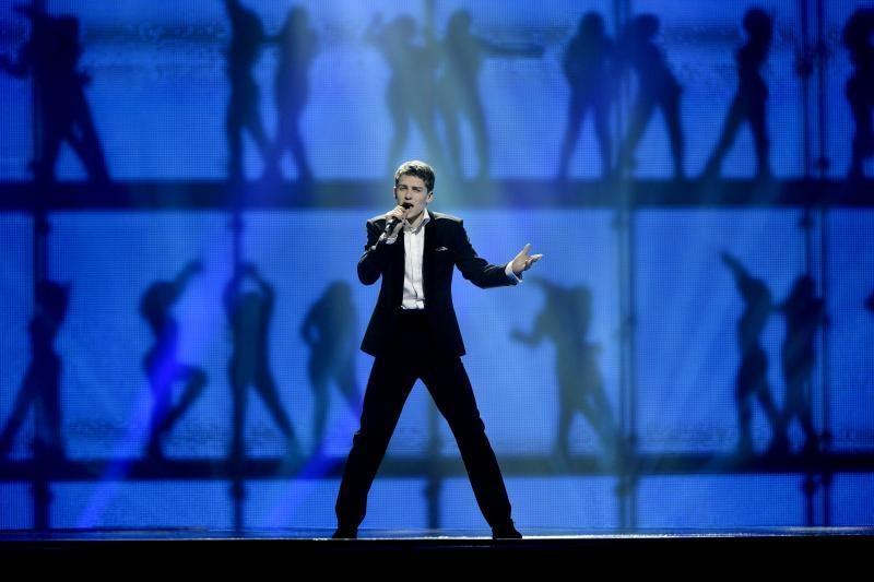 """""""Eurovizijos"""" finalo dieną LTV buvo žiūrimiausia televizija"""