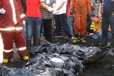Filipinai: per gaisrą žuvo 16 žmonių