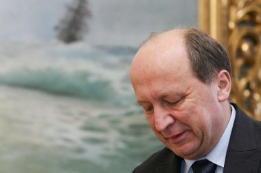 A.Kubilius: Rusija ima objektyviau žvelgti į istoriją