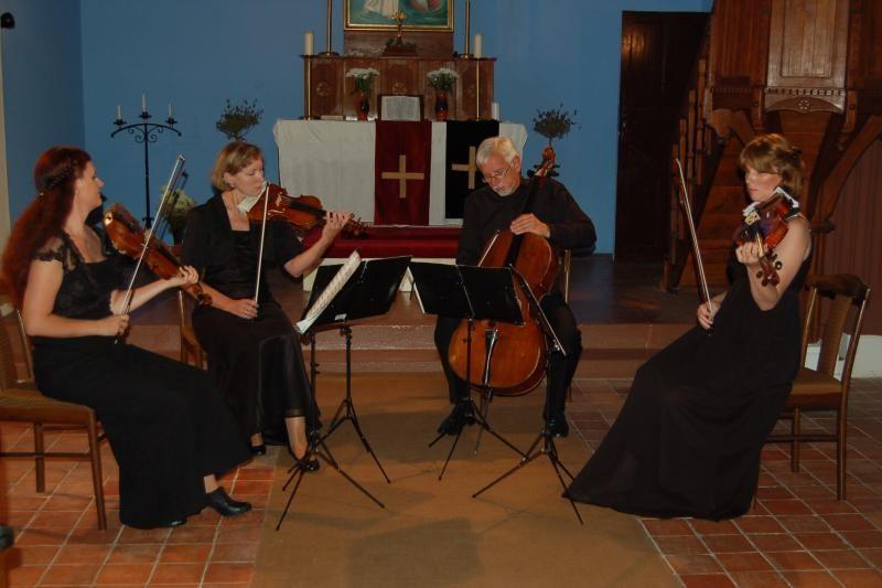 Šeštadienį - baigiamasis Thomo Manno festivalio koncertas
