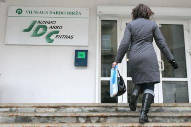 Nedarbas – didžiausias europiečių galvos skausmas