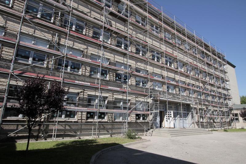Sendvario mokyklos mokiniams teks kraustytis į kitas įstaigas