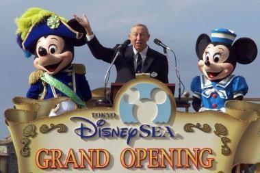 Mirė paskutinis Disney šeimos narys, dirbęs legendinėje pramogų imperijoje