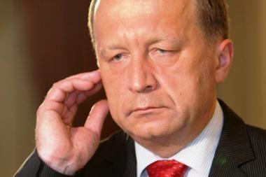 Premjeras: kultūros ministro skyrimas gali užtrukti