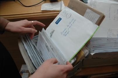 Laiškai nepasiekia adresatų