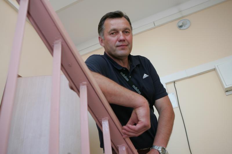 Mirė žinomas klaipėdietis futbolininkas E.Karinauskas