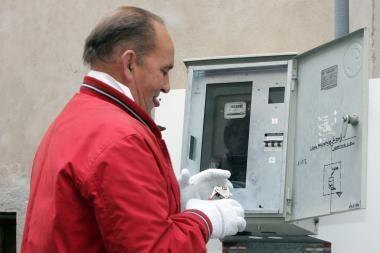 VST planuoja išpirkti sodininkų bendrijų elektros tinklus