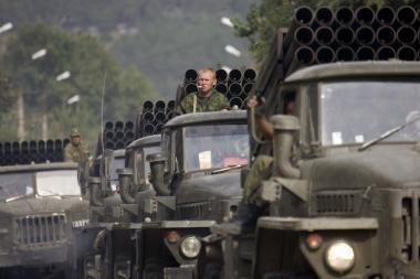 Prasidės didžiausios karinės pratybos Lietuvoje