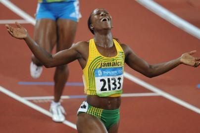 Jamaikos sprinterė apgynė čempionės titulą
