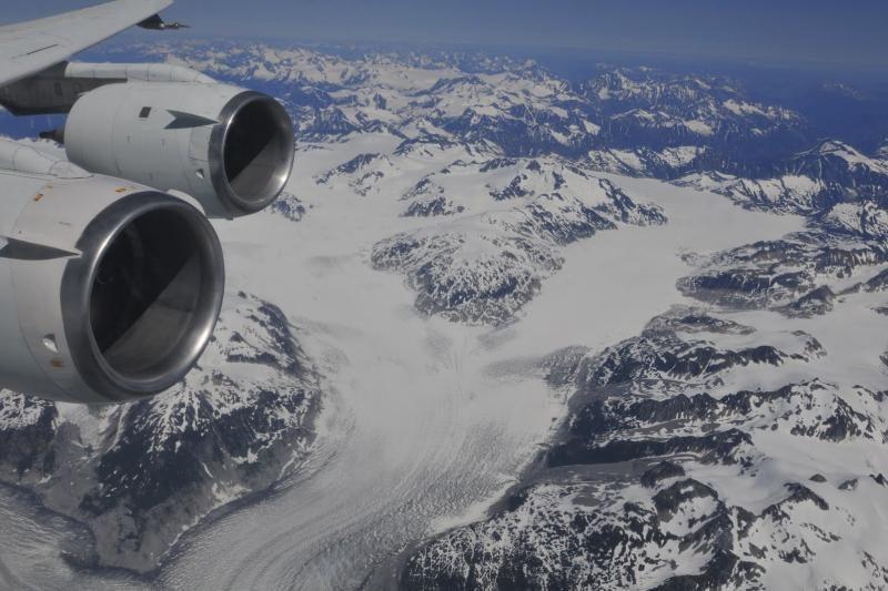 Antarktidos ledas vasarą tirpsta 10 kartų sparčiau nei prieš 600 metų