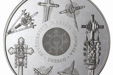 Proginės monetos įamžins istorinius ir sporto įvykius