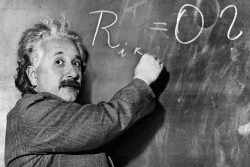 Garsiojo fiziko Einsteino rankraščiai bus skelbiami internete