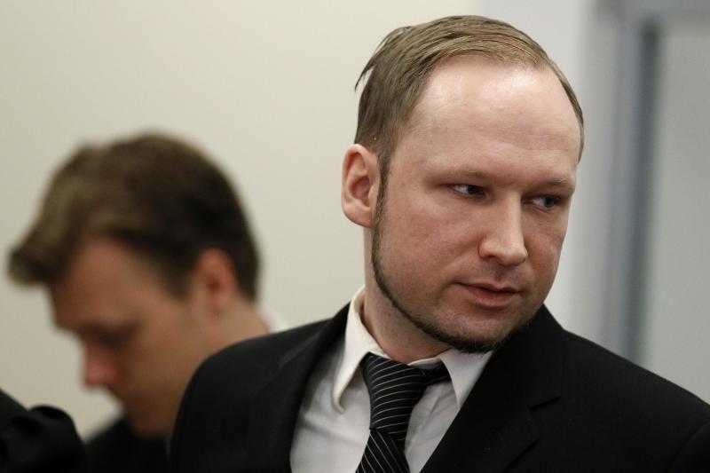 Teisme – pirmosios A.Breiviko aukų palaikų ekspertizės išvados