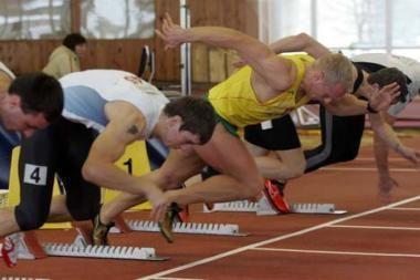 Techniškiausiu sprinteriu išrinktas M.Jurgilas