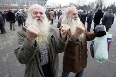 Ketvirtadalis ES gyventojų ketina kaupti papildomą pensiją