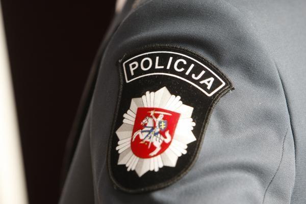 Pranešimą apie pavogtą mašiną klaipėdietis atsiėmė