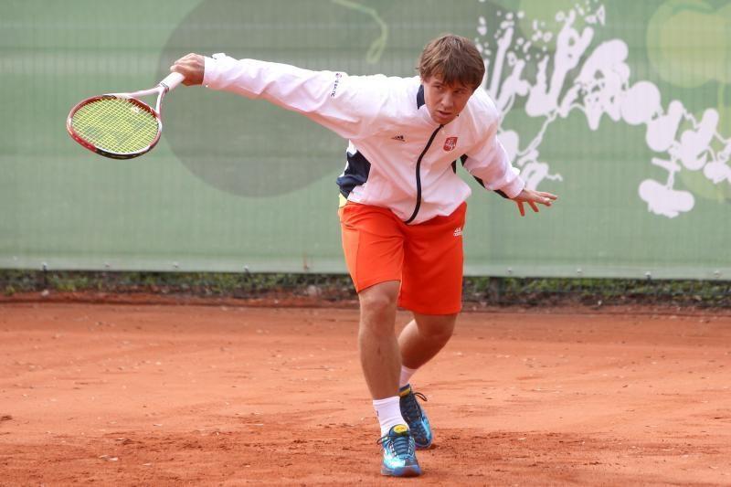 R. Berankis pakilo ATP reitinge (kitų lietuvių reitingas)