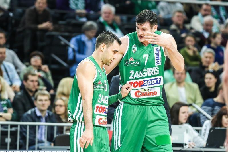 """D. Lavrinovičius: """"Žalgiryje"""" aš užaugau kaip krepšininkas"""