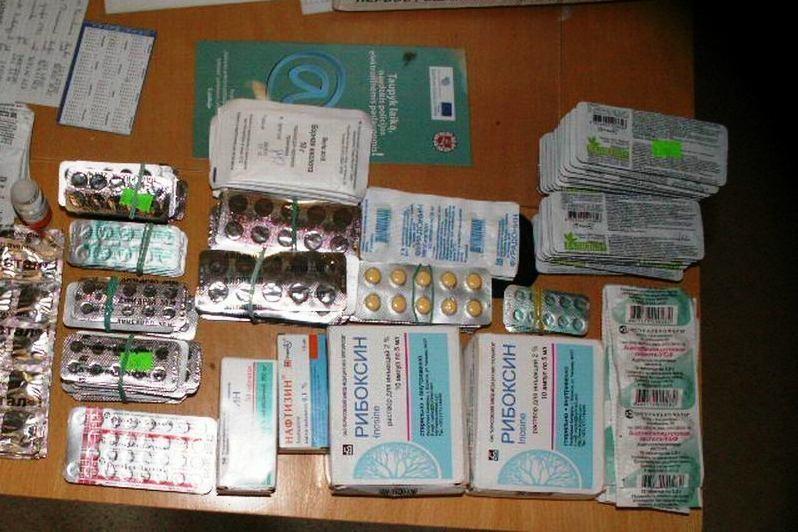 Grigiškių turgavietėje - neteisėta prekyba vaistais