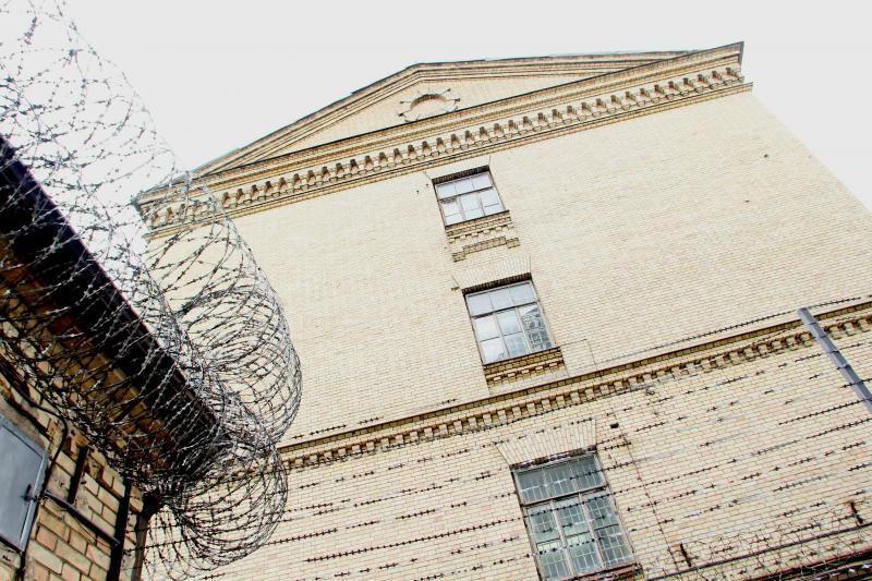 Heroinas į Lukiškių kalėjimą keliavo biblijoje
