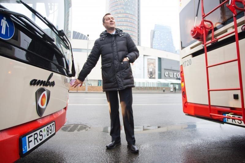 Vilniuje planuojama naikinti 18 viešojo transporto maršrutų