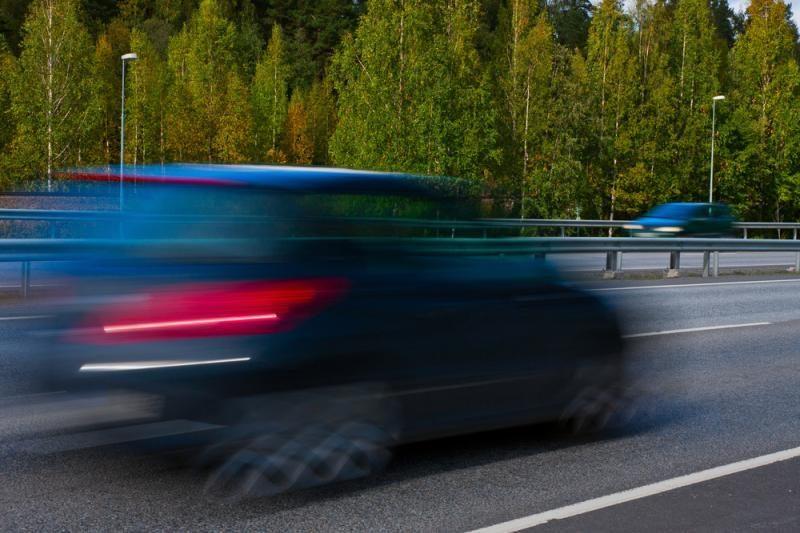 Šalčininkų rajone atsitrenkęs į medį žuvo vairuotojas
