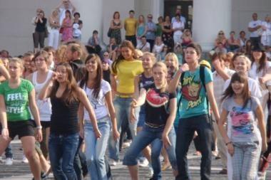Dovana vilniečiams - nemokamos šokių pamokos net 3 savaites