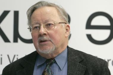 V.Landsbergis: V.Navicko pokalbio viešinti nereikėtų