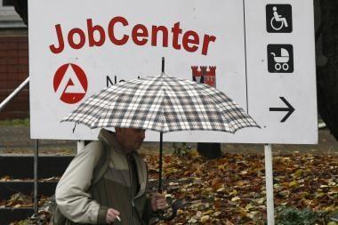 2008-aisiais JAV darbo neteko 2,6 mln. žmonių