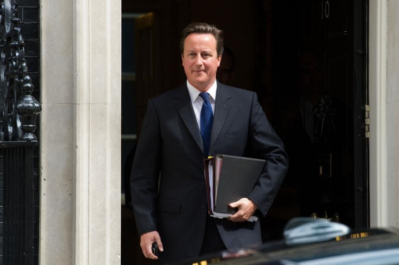 Didžiosios Britanijos premjeras patiria spaudimą dėl ES referendumo