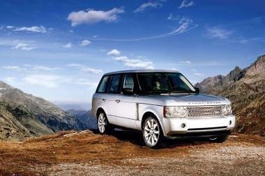 """""""Land Rover"""