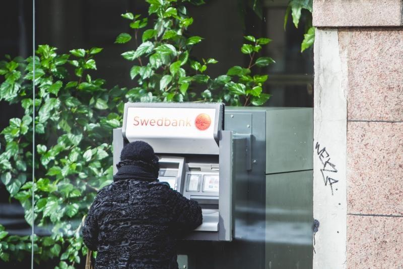 """Sutriko """"Swedbank"""" elektroninės bankininkystės sistema"""