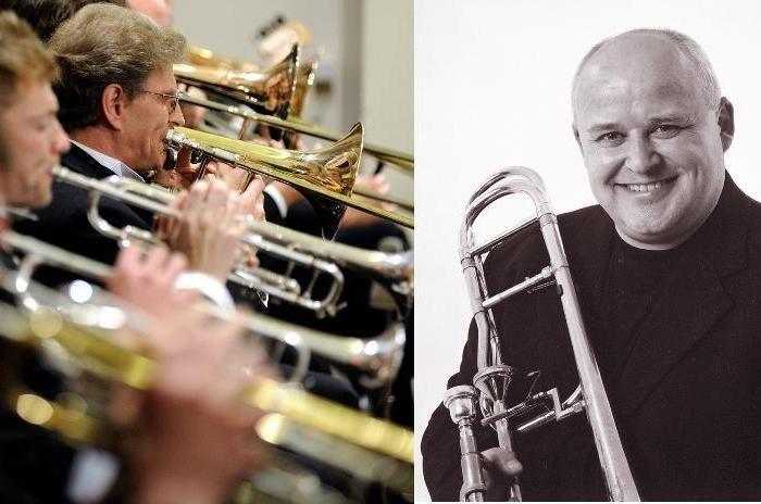 Klaipėdos koncertų salėje – skambi karališkųjų fejerverkų muzika