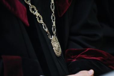 Pretendentų į teisėjus atrankos komisijos išvados bus skelbiamos viešai