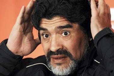 Oficialu: D.Maradona paliko Argentinos futbolo rinktinę