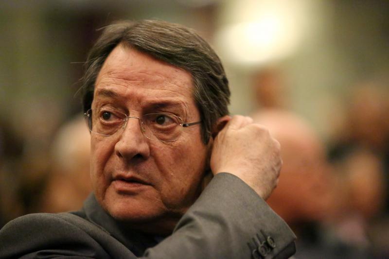 N.Anastasiadis: Kipras neketina atsisakyti euro