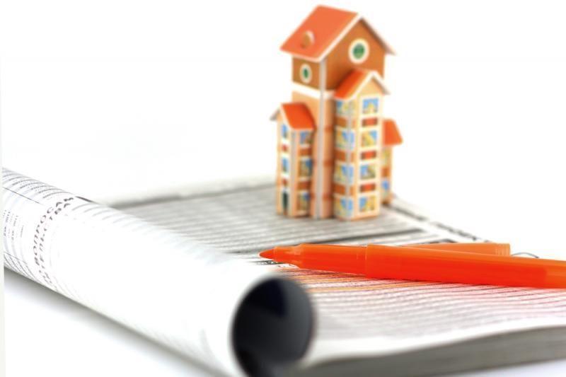 Apie namus svajojama, tačiau daugeliui įperkami tik butai