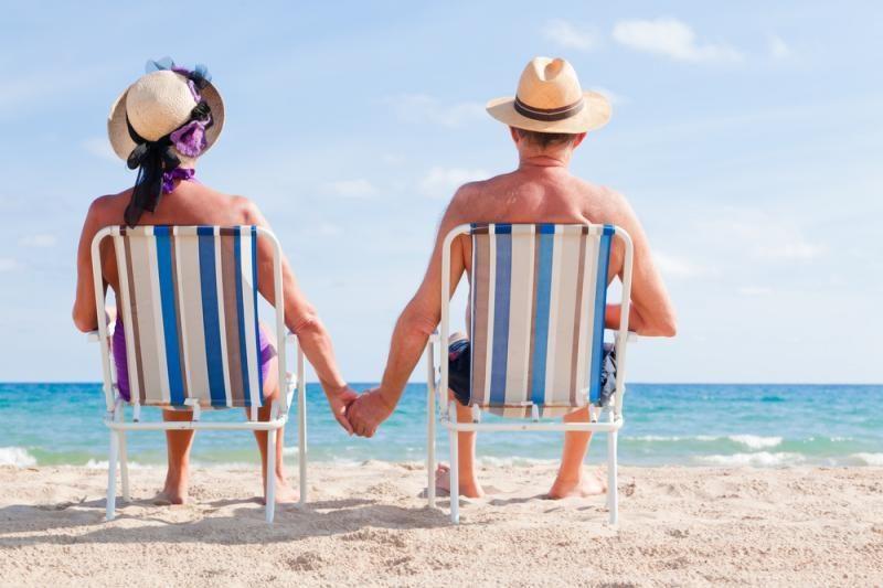 Moterys senatvei ruošiasi vangiau nei vyrai