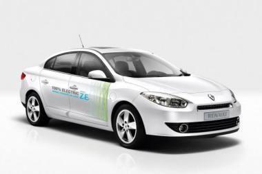 Didžiojoje Britanijoje uždrausta elektromobilio reklama