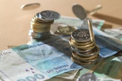 Pasipildė bankų pensijų fondai (papildytas)