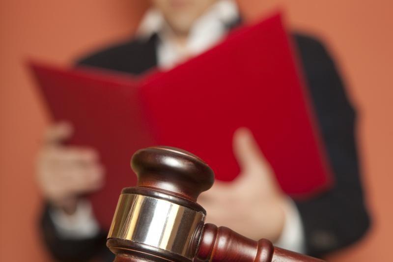 Nemokama teisinė pagalba bus teikiama ne daugiau kaip trijose bylose