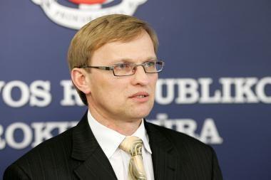 A.Valantinas: prokuratūra pritaria ne visoms Seime svarstomoms Baudžiamojo kodekso pataisoms
