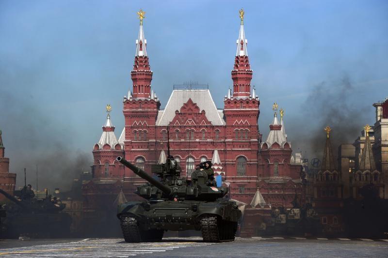 """Rusija nerimauja dėl """"sprogstamos"""" Šiaurės Korėjos situacijos"""