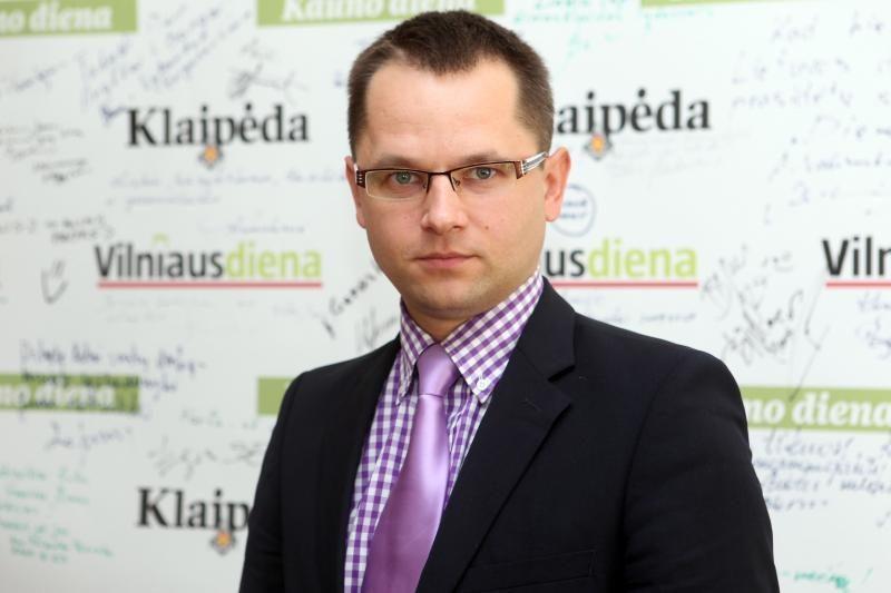 Rasizmo kurstymu kaltinamas E.Trusevičius prašo neiškraipyti jo žodžių
