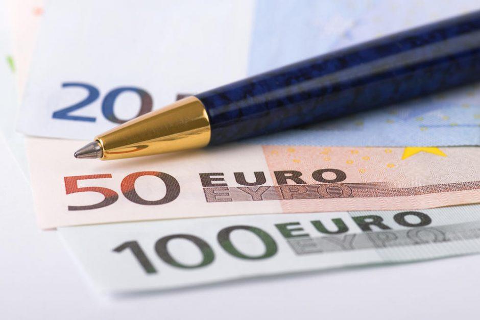 Europa vaduojasi iš infliacijos gniaužtų