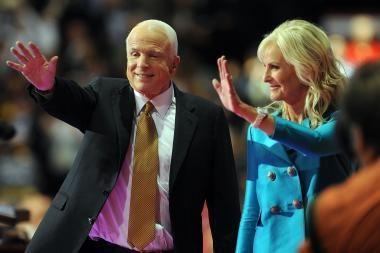 J.McCainas kovos už Ameriką iki paskutinio atodūsio
