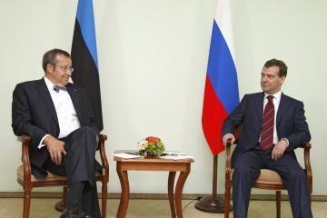 Rusija nepakeis savo pozicijos dėl sienos sutarties su Estija