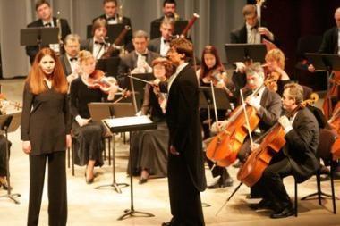"""Kauno simfoninis orkestras koncertuos su """"The Scorpions"""""""